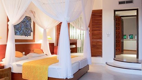 Zimmer im Ayurveda Hotel in Sri Lanka - Lanka Princess