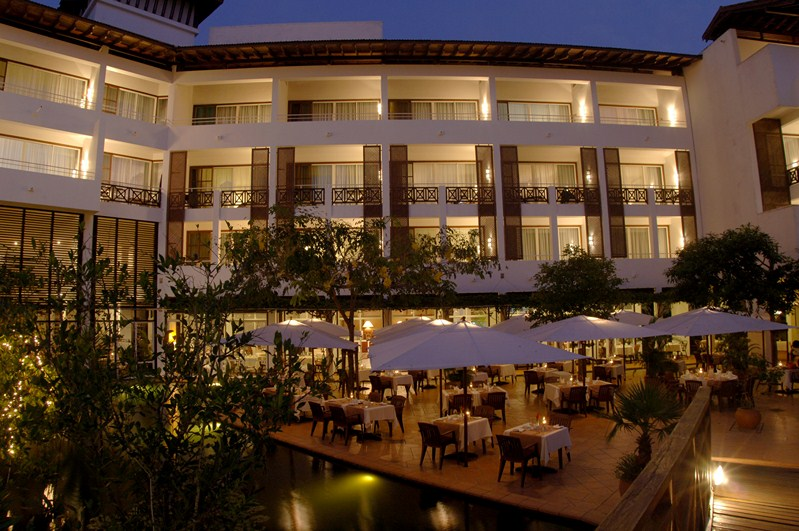 Ayurveda Restaurant Abends