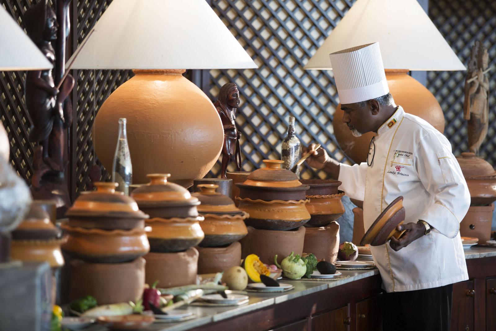 Ayurveda Restaurant Chefkoch Lanka Princess