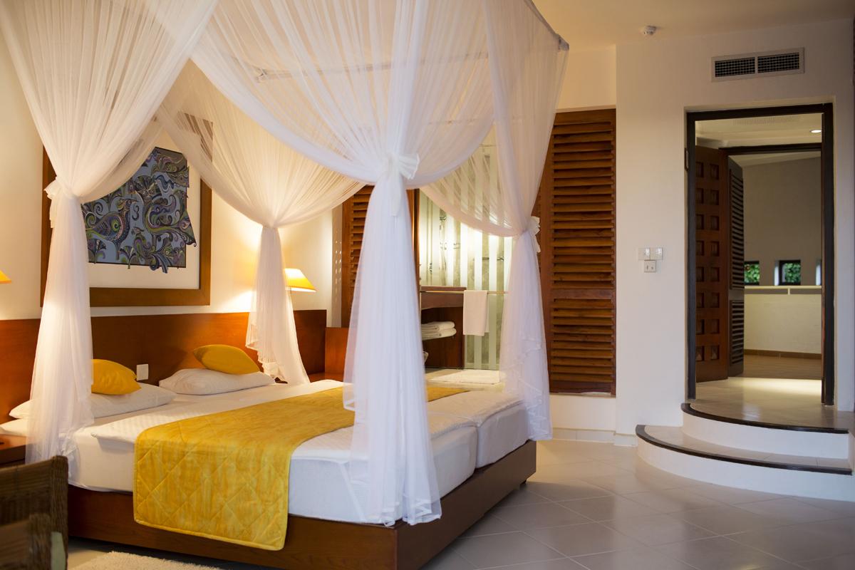 Suite im Ayurveda Hotel unter deutscher Leitung in Sri Lanka, Lanka Princess
