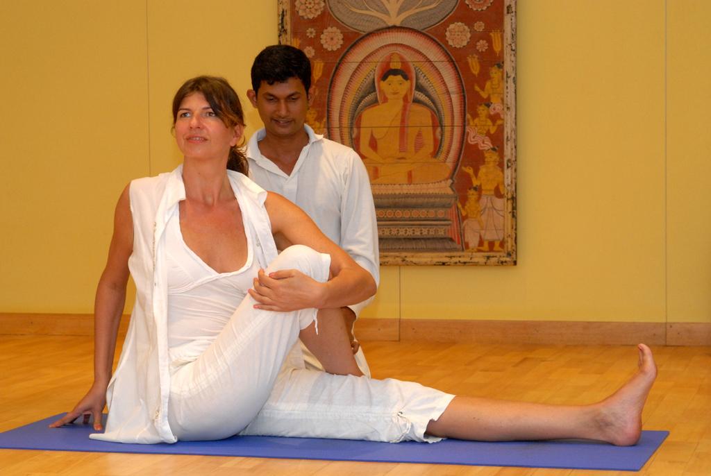 Lanka Princess - Yoga - Gast und Trainer