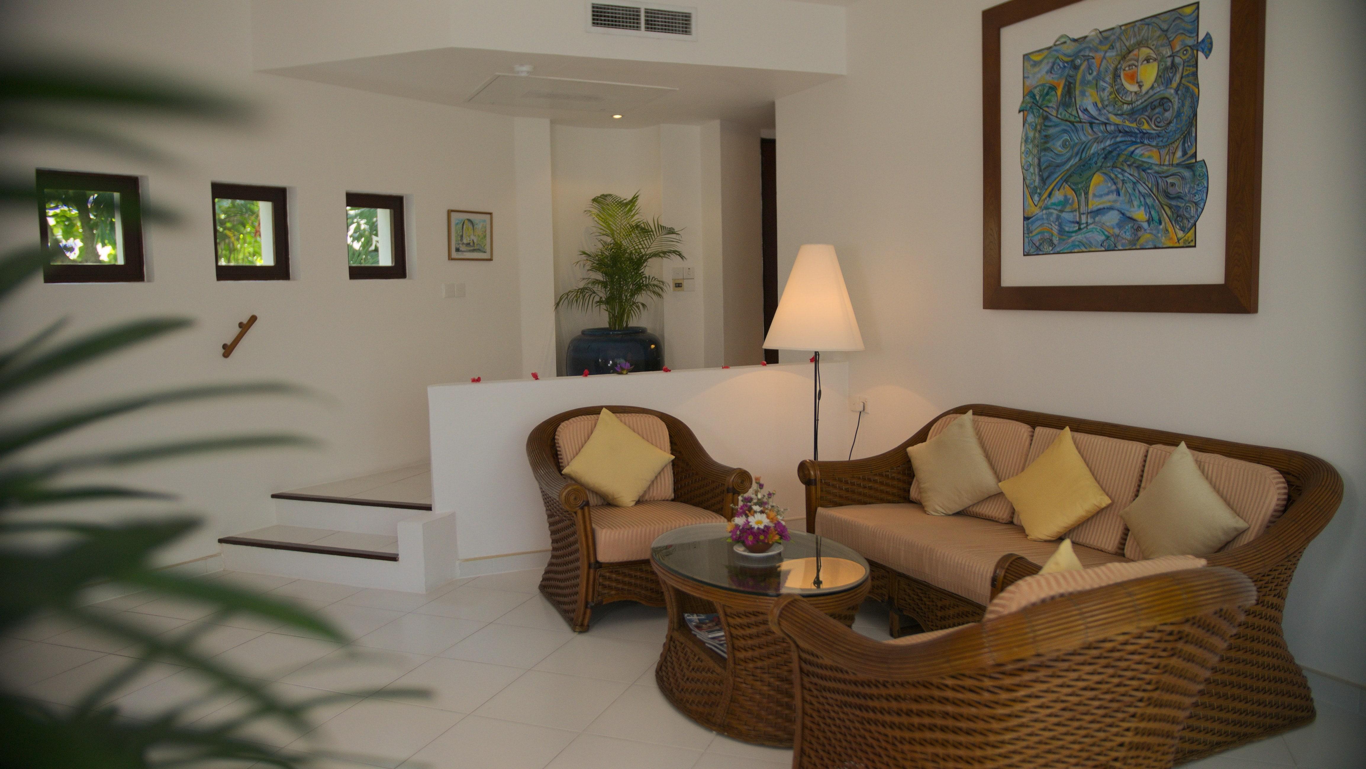 Suite Superior im Ayurveda Hotel unter deutscher Leitung in Sri Lanka, Lanka Princess