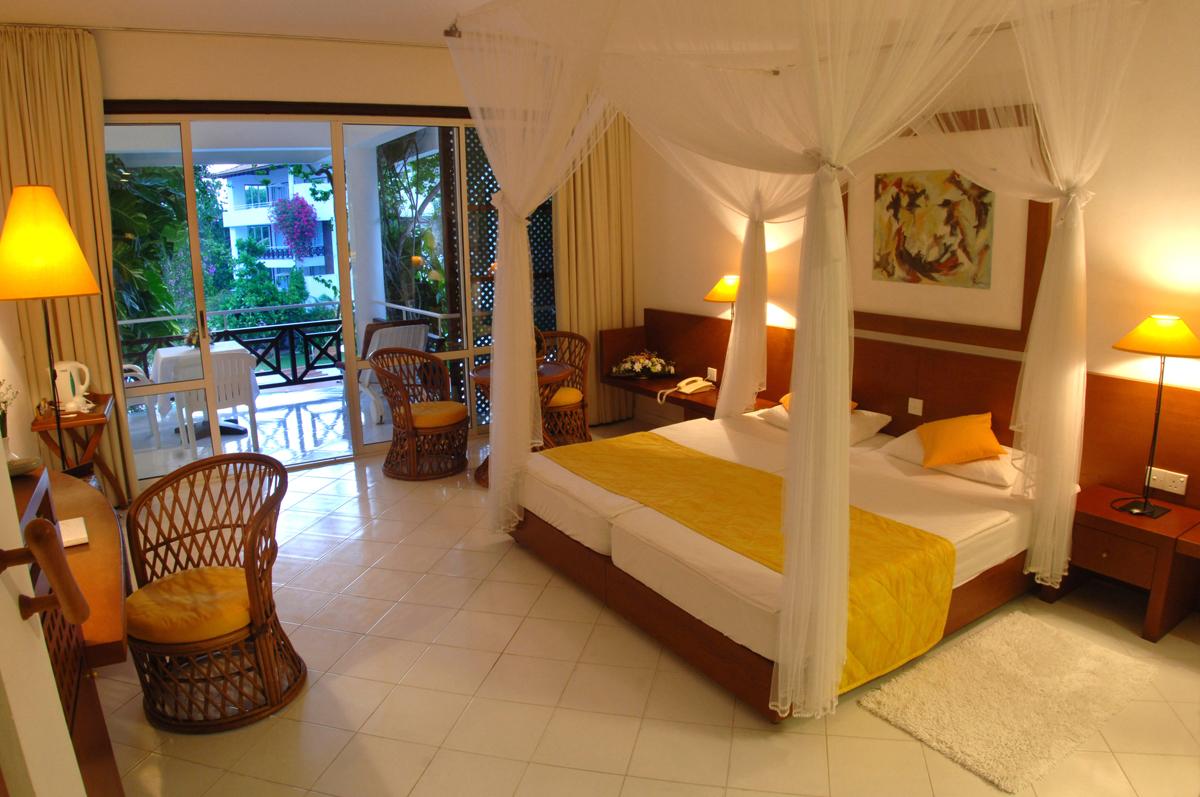 Superior Zimmer im Ayurveda Hotel Lanka Princess, unter deutscher Leitung in Sri Lanka