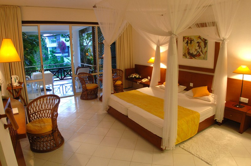 Superior Zimmer im Lanka Princess, unter deutscher Leitung in Sri Lanka, Ayurveda Hotel