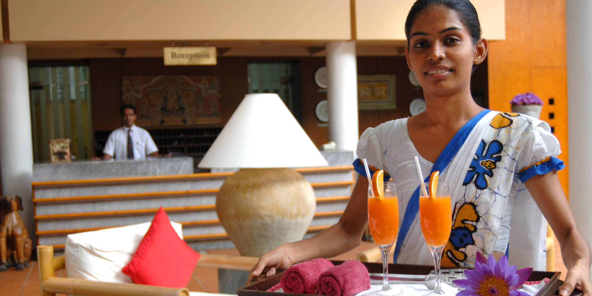 Ayurvedakur im Sommer in Sri Lanka - Der besonders gute Service