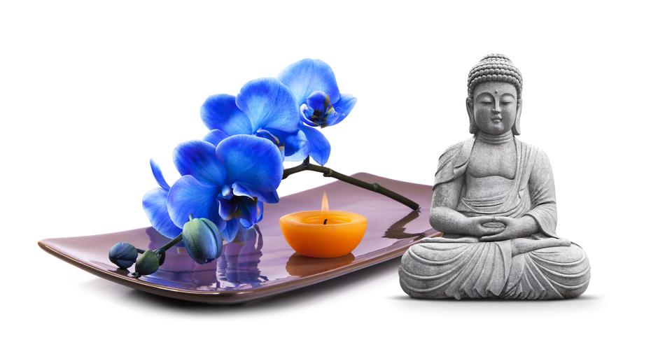 Buddha Entspannung Fernstost Lanka Princess Hotel