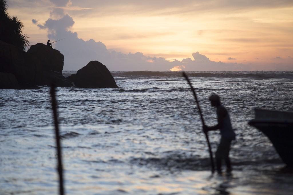 Fischer_Sunset Sri Lanka