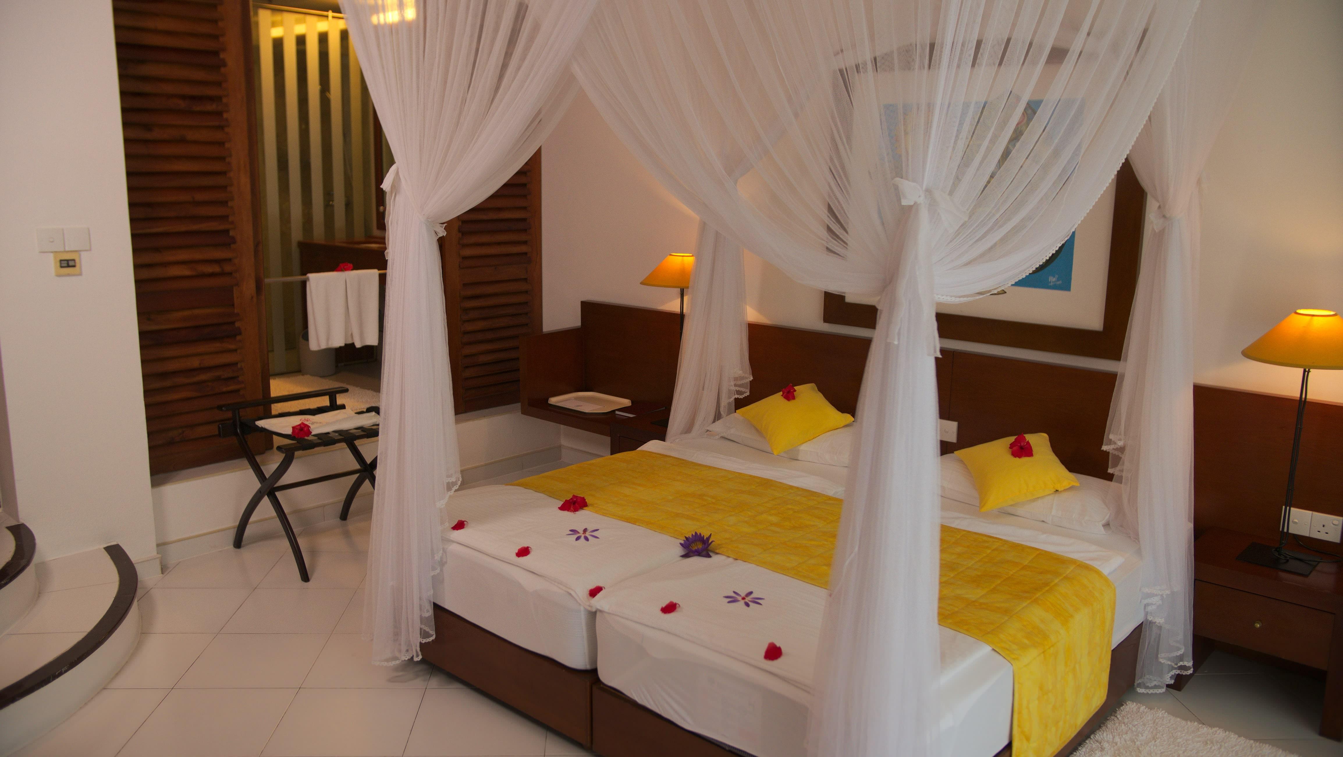 Suite Plus Superior im Ayurveda Hotel unter deutscher Leitung in Sri Lanka, Lanka Princess